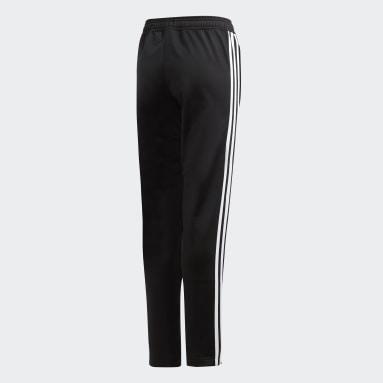 Pantalon Tiro 19 Polyester Noir Enfants Fitness Et Training