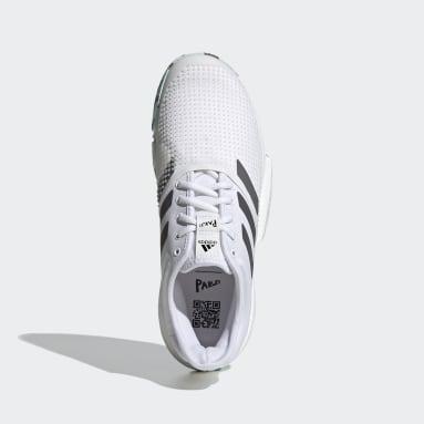 Mænd Tennis Hvid SoleCourt Parley sko