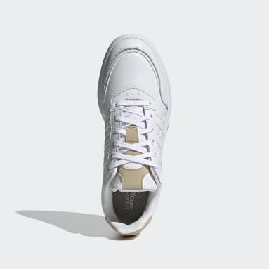 Zapatillas Courtmaster Blanco Hombre Diseño Deportivo