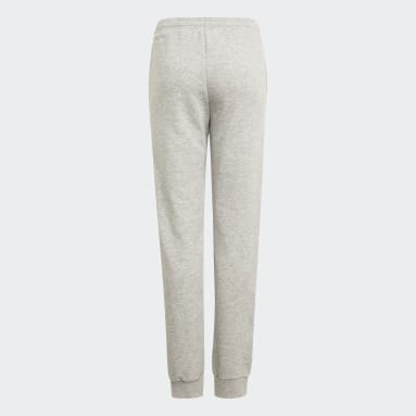Girls Lifestyle Grey adidas Essentials French Terry Pants