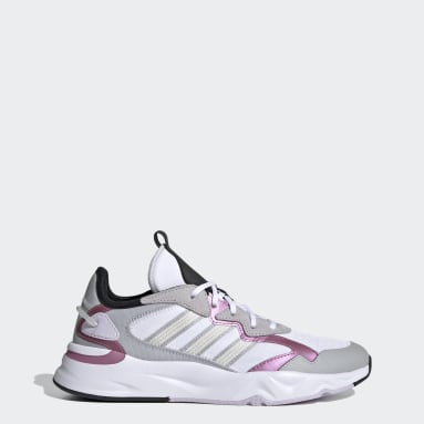 Women Walking White Futureflow Shoes