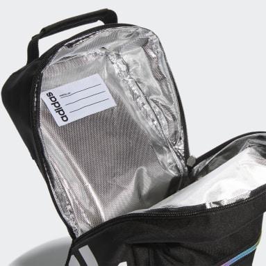Essentials Black Santiago Lunch Bag