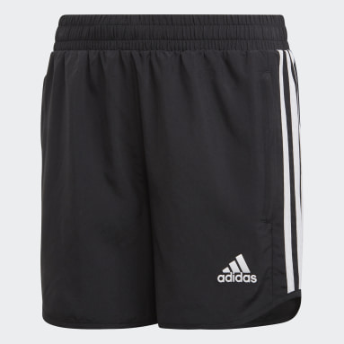 Short Equipment Noir Filles Fitness Et Training