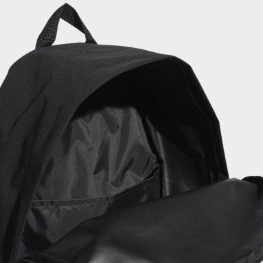 Mochila Classic Twill Fabric Negro Deportes De Invierno