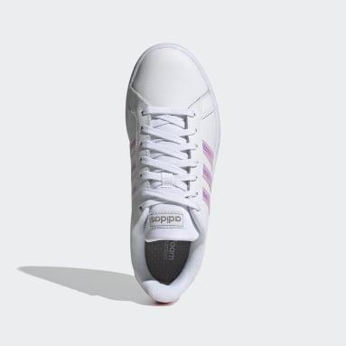 Zapatilla Grand Court Blanco Mujer Tenis
