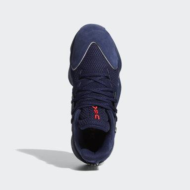 Men Basketball Blue Harden Vol. 4 Shoes