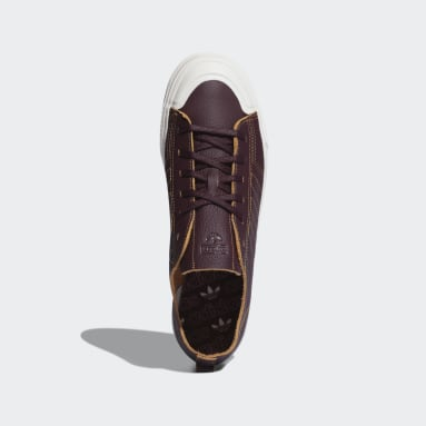 Chaussure Nizza RF Bordeaux Originals