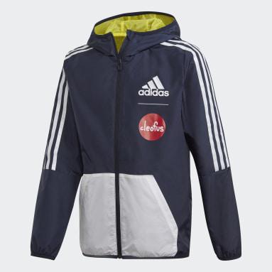 Boys Lifestyle Blue Cleofus Jacket