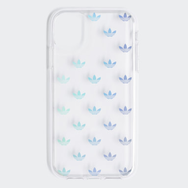 Originals Silver Clear Molded Case iPhone 11
