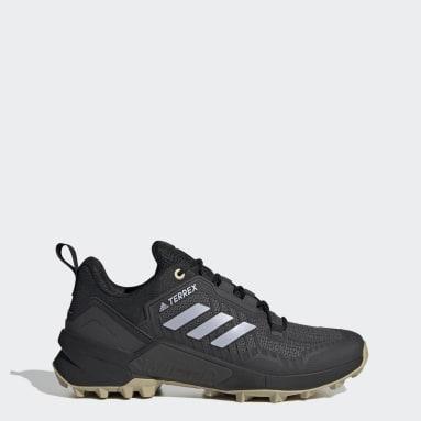 Zapatillas de Senderismo Terrex Swift R3 Negro Mujer TERREX