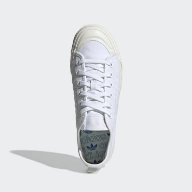 Originals White Nizza RF Shoes