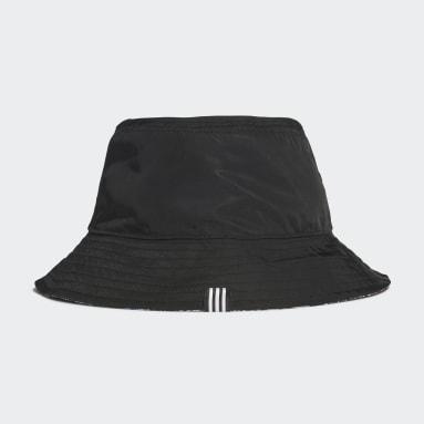 Originals สีดำ หมวกปีกรอบ