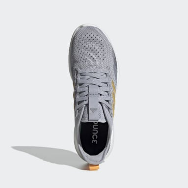 Men Running Grey Fluidflow 2.0 Shoes
