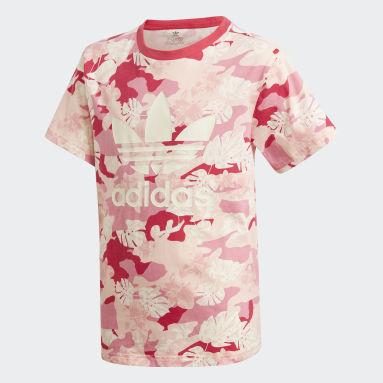 Camiseta Blanco Niña Originals