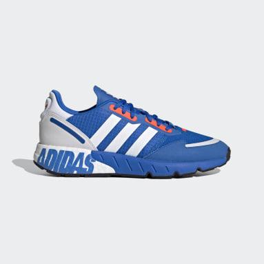 Originals ZX 1K Boost Schuh Blau