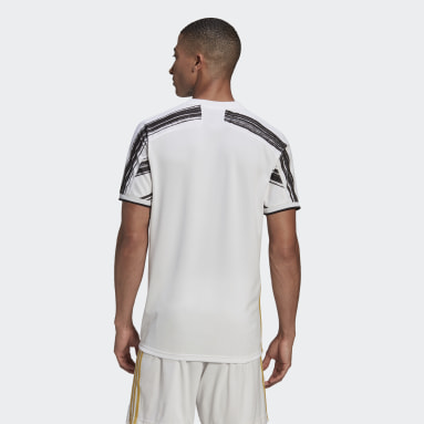 Football White Juventus 20/21 Home Jersey