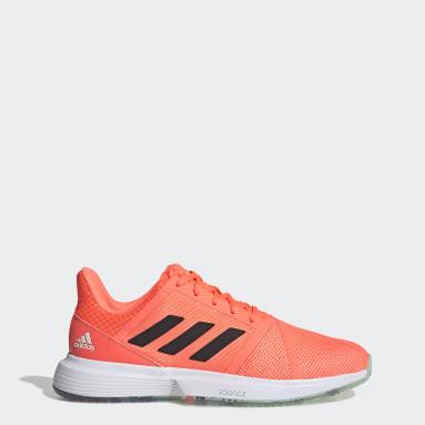 Men's Tennis Green CourtJam Bounce Shoes