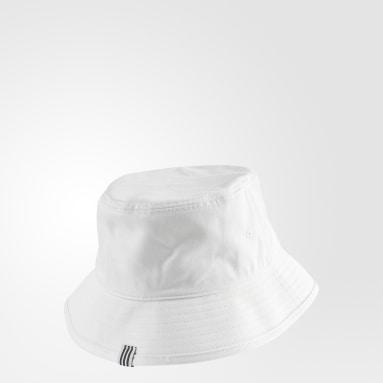 Originals White Adicolor Bucket Hat