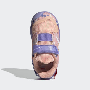 Infants เทรนนิง สีชมพู รองเท้า ActivePlay CNY