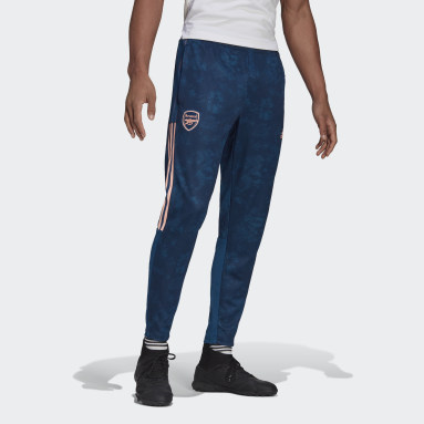 Pantalon Arsenal Graphic Bleu Hommes Football