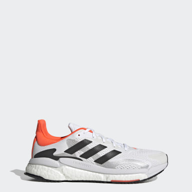 Herr Löpning Vit Solarboost 3 Shoes