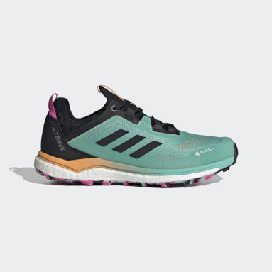Chaussure de trail running Terrex Agravic Flow GORE-TEX Vert Femmes TERREX