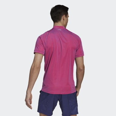 Polo  Tennis Primeblue FreeLift Violet Hommes Tennis