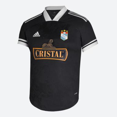 CAMISETA DE VISITANTE Sporting Cristal 2021 Negro Hombre Fútbol