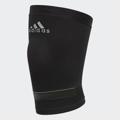 Yoga Black Performance Climacool Knee Support Small