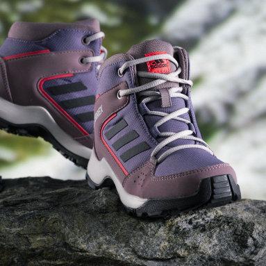Chaussure de randonnée Terrex Hyperhiker Hiking Violet Enfants TERREX