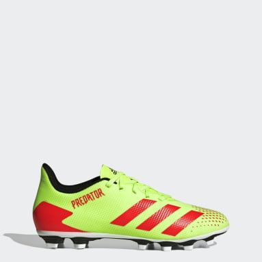 Soccer Green Predator 20.4 Flexible Ground Cleats
