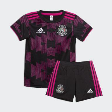 Pants con Sudadera FMF H BABY (UNISEX) Negro Niño Fútbol