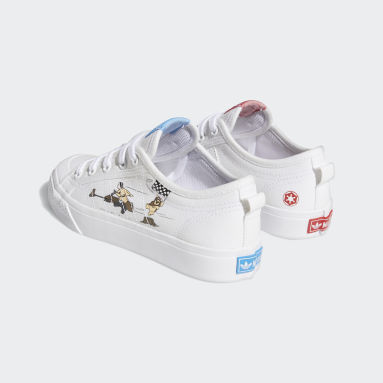Kids Originals White Nizza x Star Wars Shoes