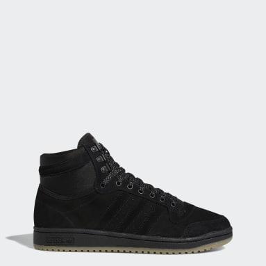 Men's Originals Black Top Ten Shoes
