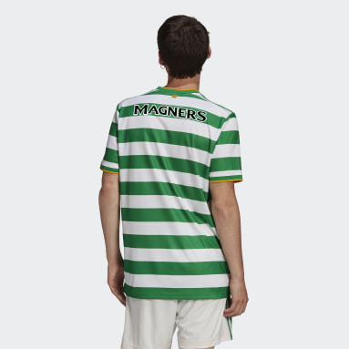 Voetbal Wit Celtic FC 20/21 Thuisshirt
