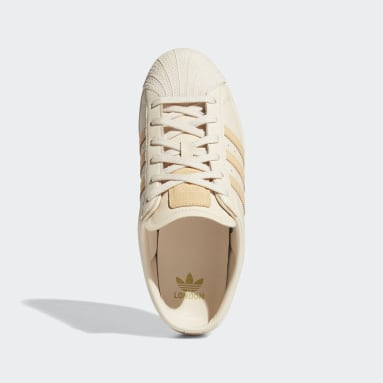 Women Originals Beige Superstar Mules