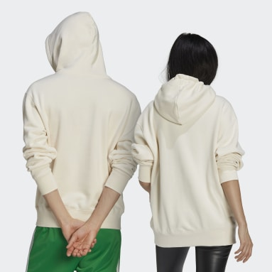 Hoodie Yoda (Gender neutral) Bianco Originals