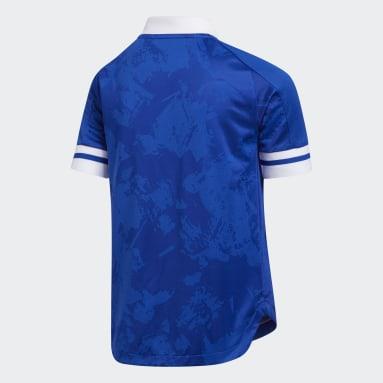 Maillot Condivo 20 Bleu Enfants Football