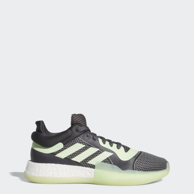 Chaussure Marquee Boost Low Gris Basketball