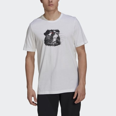 T-shirt Five Ten Glory Bianco Uomo Five Ten