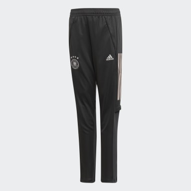 Kids Football Grey Germany Training Pants