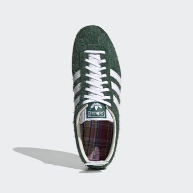 Frauen Originals Gazelle Vintage Schuh Grün