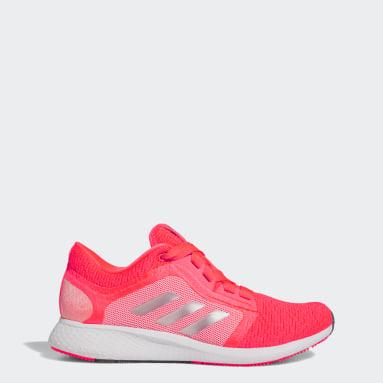 Zapatilla Edge Lux 4 Rosa Mujer Running