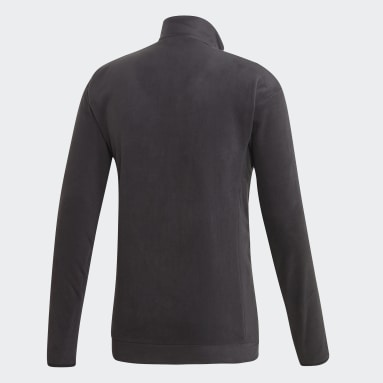 Men TERREX Black Windfleece Jacket