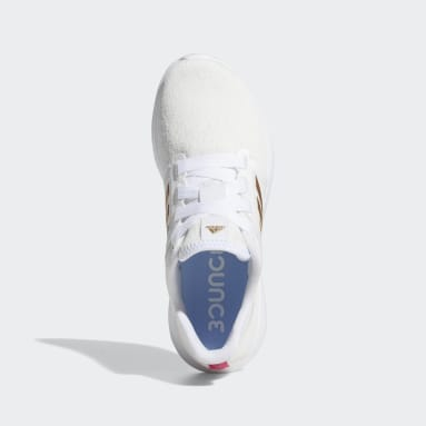 Tênis Edge Lux 3 Branco Mulher Running