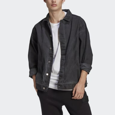 Heren Originals Zwart R.Y.V. Denim Jack