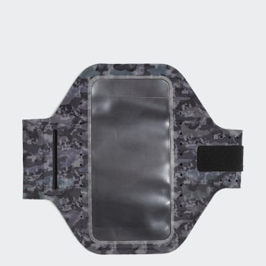 Fascia da braccio Universal 2.0 Reflective Black Size L Nero Originals