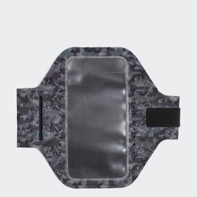 Originals černá Pouzdro na ruku Universal 2.0 Reflective Black Size L