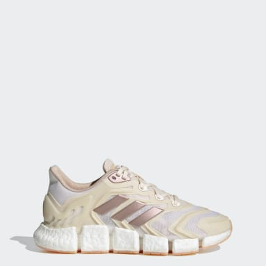 Women's Running White Climacool Vento Shoes