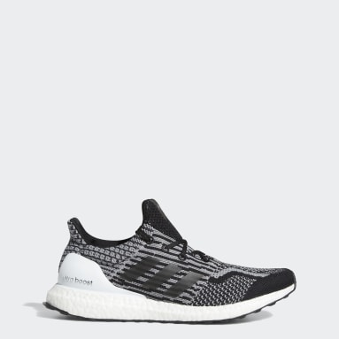 Running Black Ultraboost 5.0 Uncaged DNA Shoes